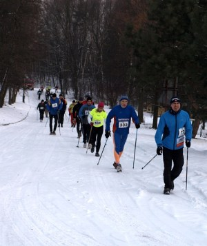 5 Rajd Nordic Walking